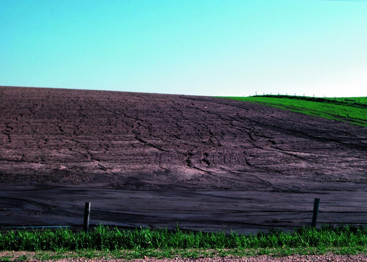 Inter-rill and rill erosion