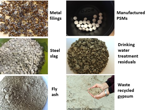 Types of PSM Materials